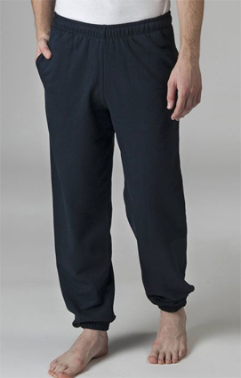 JustHoods JH072 College Cuffed Jogpants